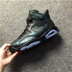 Men Basketball Shoes Air Jordan 6 Chameleon A...