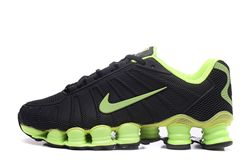 Men Nike Shox TLX Running Shoes 324