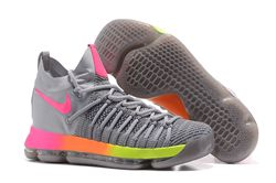 Men Nike Zoom KD 9 Elite Basketball Shoe 421