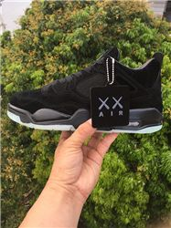 KAWS X Air Jordan 4 Men Basketball Shoe 330