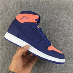 Women Sneaker Air Jordan 1 Retro AAAA 236