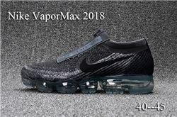 Comme Des Garcons x Nike VaporMax 2018 Nike Running Shoe AAA 235