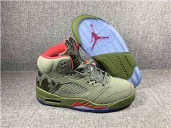 Men Basketball Shoes Air Jordan V Retro 331