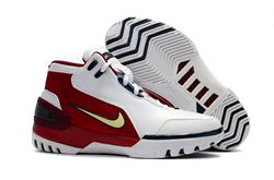 Men Nike Air Zoom Generation 1st Game Basketball Shoe 558
