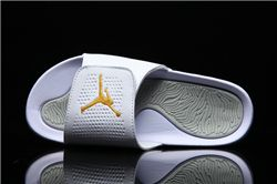 Women Jordan Hydro 5 Retro Slippers 216