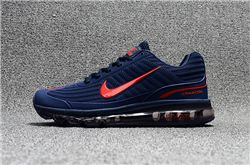 Men Nike Air Max 360 Running Shoes KPU 246