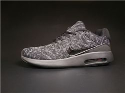 Men Nike Air Max 87 Modern Flyknit Running Shoes 357