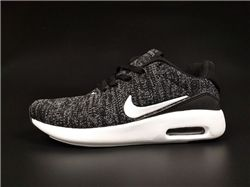 Men Nike Air Max 87 Modern Flyknit Running Shoes 361