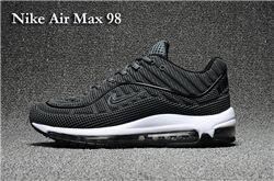Men Nike Air Max 98 KPU Running Shoe 205