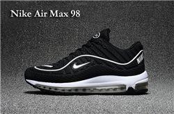 Men Nike Air Max 98 KPU Running Shoe 207