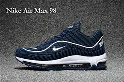 Men Nike Air Max 98 KPU Running Shoe 208