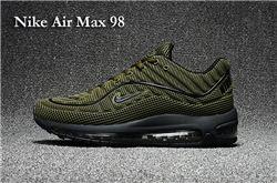 Men Nike Air Max 98 KPU Running Shoe 210