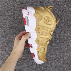 Nike Air More Uptempo Men Basketball Shoe 201