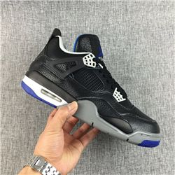 Men Basketball Shoe Air Jordan 4 Game Royal AAAA 333