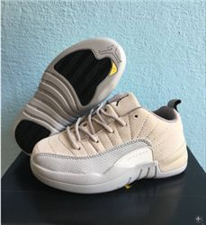 Kids Air Jordan XII Sneakers 228