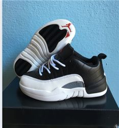Kids Air Jordan XII Sneakers 229