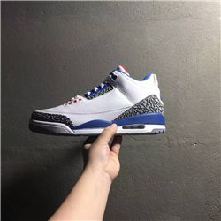Women Air Jordan III Retro Nike Logo Sneakers AAAA 223