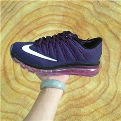 Women Nike Air Max 2016 Sneakers 216