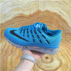 Men Nike Air Max 2016 Running Shoes 203