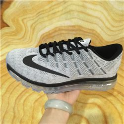 Men Nike Air Max 2016 Running Shoes 207