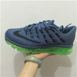 Men Nike Air Max 2016 Running Shoes 218