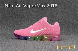 Women Nike Air VaporMax 2018 KPU Sneakers 251