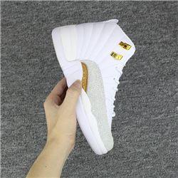 Women Sneakers Air Jordan XII Retro AAA 260