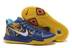 Men Nike Kyrie III Basketball Shoes 282