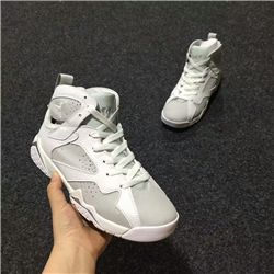 Men Basketball Shoes Air Jordan VII Retro AAAA 260