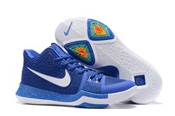 Men Nike Kyrie III Basketball Shoes 312