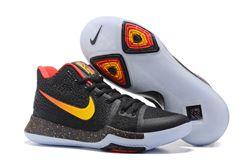 Men Nike Kyrie III Basketball Shoes 314