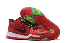Men Nike Kyrie III Basketball Shoes 316