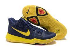 Men Nike Kyrie III Basketball Shoes 318