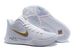 Men Nike Kyrie III Basketball Shoes 319