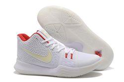 Men Nike Kyrie III Basketball Shoes 321