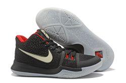 Men Nike Kyrie III Basketball Shoes 322
