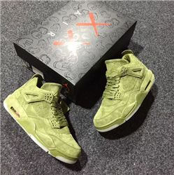 KAWS X Air Jordan 4 Men Basketball Shoe AAAA 334