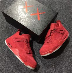 KAWS X Air Jordan 4 Men Basketball Shoe AAAA 336