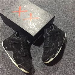 KAWS X Air Jordan 4 Men Basketball Shoe AAAA 338