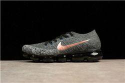 Men Nike Air VaporMax 2018 Flyknit Running Shoes AAAA 309