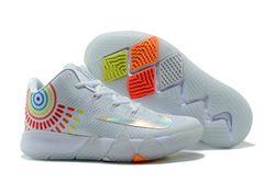 Men Nike Kyrie 4 Basketball Shoes 326