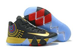 Men Nike Kyrie 4 Basketball Shoes 327