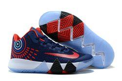 Men Nike Kyrie 4 Basketball Shoes 332
