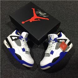 Women Sneaker Air Jordan 4 Motosports AAAAA 276