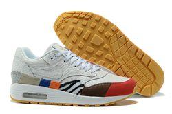 Men Nike Air Max 87 Running Shoe 200