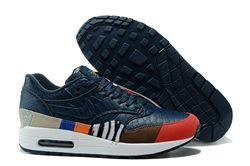 Men Nike Air Max 87 Running Shoe 201