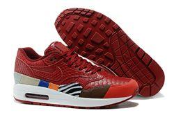 Men Nike Air Max 87 Running Shoe 204