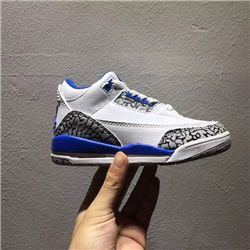 Kids Air Jordan III Sneakers 203