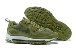 Men Nike Air Max 90 & 97 Running Shoe 257