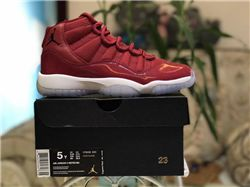 Women Sneakers Air Jordan XI Retro AAAAA 294
